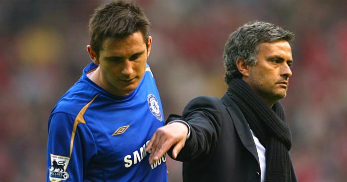 Lampard đáp trả Mourinho - Bóng Đá