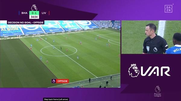 TRỰC TIẾP Brighton 0-0 Liverpool: VAR từ chối bàn thắng (H1) - Bóng Đá