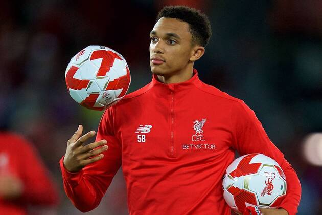 Liverpool star Trent Alexander-Arnold makes honest Chelsea and Tottenham title admission - Bóng Đá