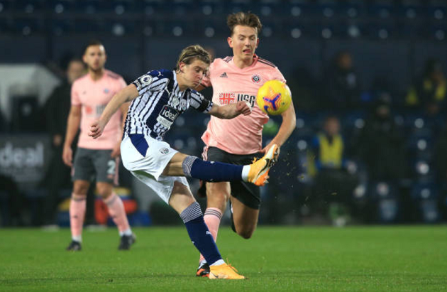 'He's got a massive career in front of him. Massive': WEst Brom boss Slaven Bilic raves about Conor Gallagher - Bóng Đá