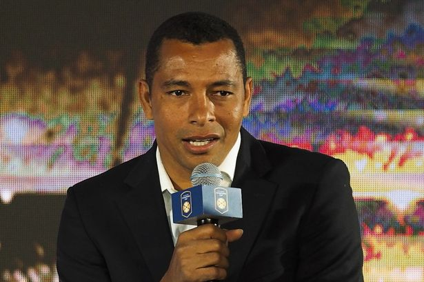 Gilberto Silva: