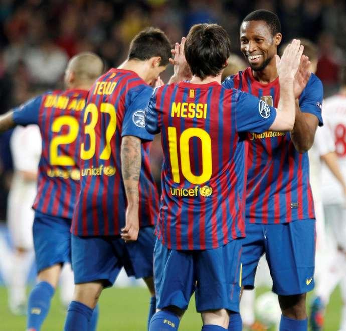 11 kỷ lục khó bị xô đổ nhất Champions League - Bóng Đá
