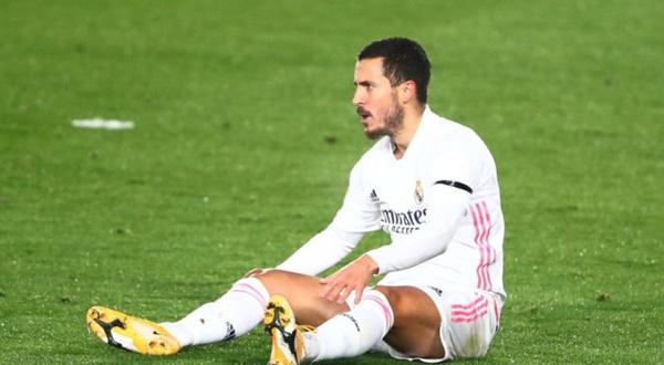 Real Madrid news: Chelsea legend Eden Hazard has cost Los Blancos £39.2m per goal - Bóng Đá