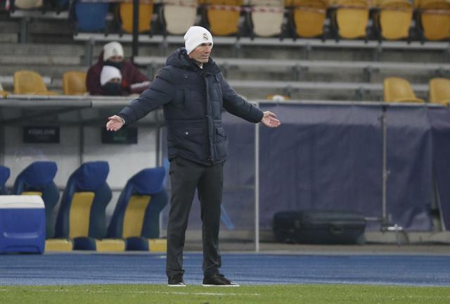 Real Madrid từ chối sa thải Zidane vì một lý do quan trọng - Bóng Đá