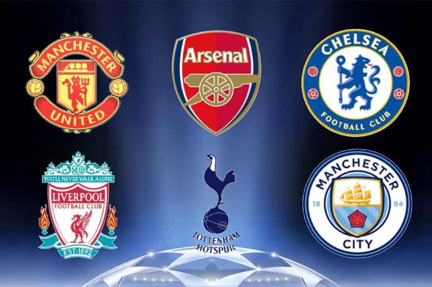 Premier League 'Big Six' clubs 'could all qualify for revamped 36-team Champions League' in the same season from 2024 - Bóng Đá