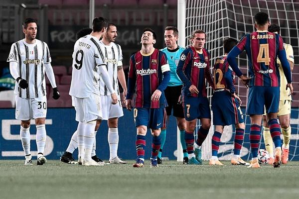 5 thống kê thú vị sau lượt trận thứ 6 Champions League - Bóng Đá