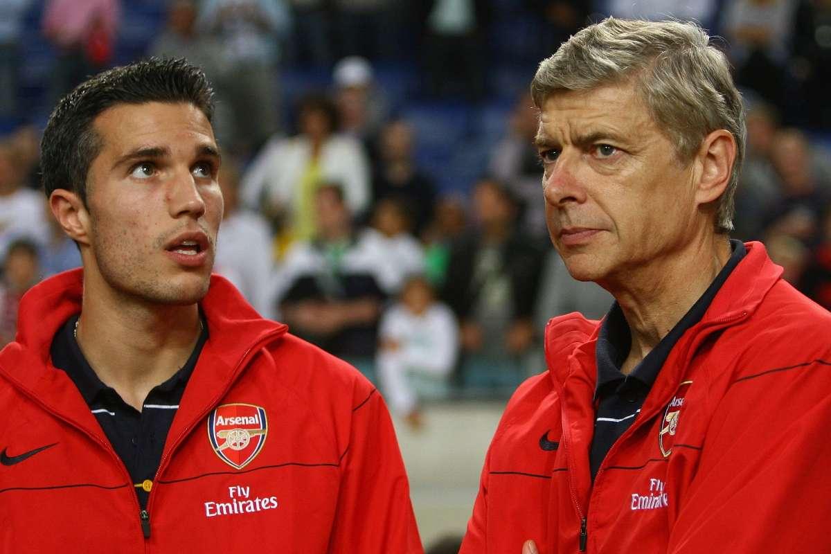 Van Persie muốn Arsenal chiêu mộ Giorgio Chiellini - Bóng Đá