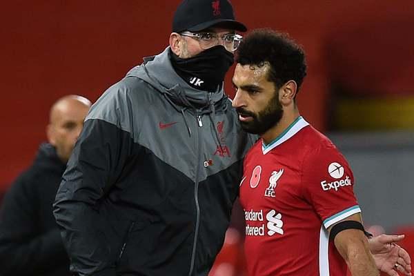"""Nc247info tổng hợp: Mo Salah: """"Tôi thất vọng vì quyết định của Jurgen Klopp"""""""