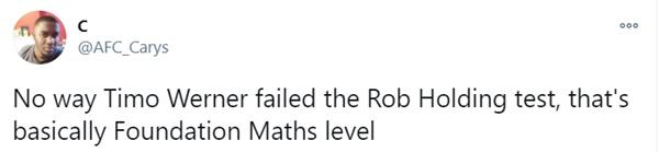 Fan Arsenal ca ngợi Rob Holding - Bóng Đá