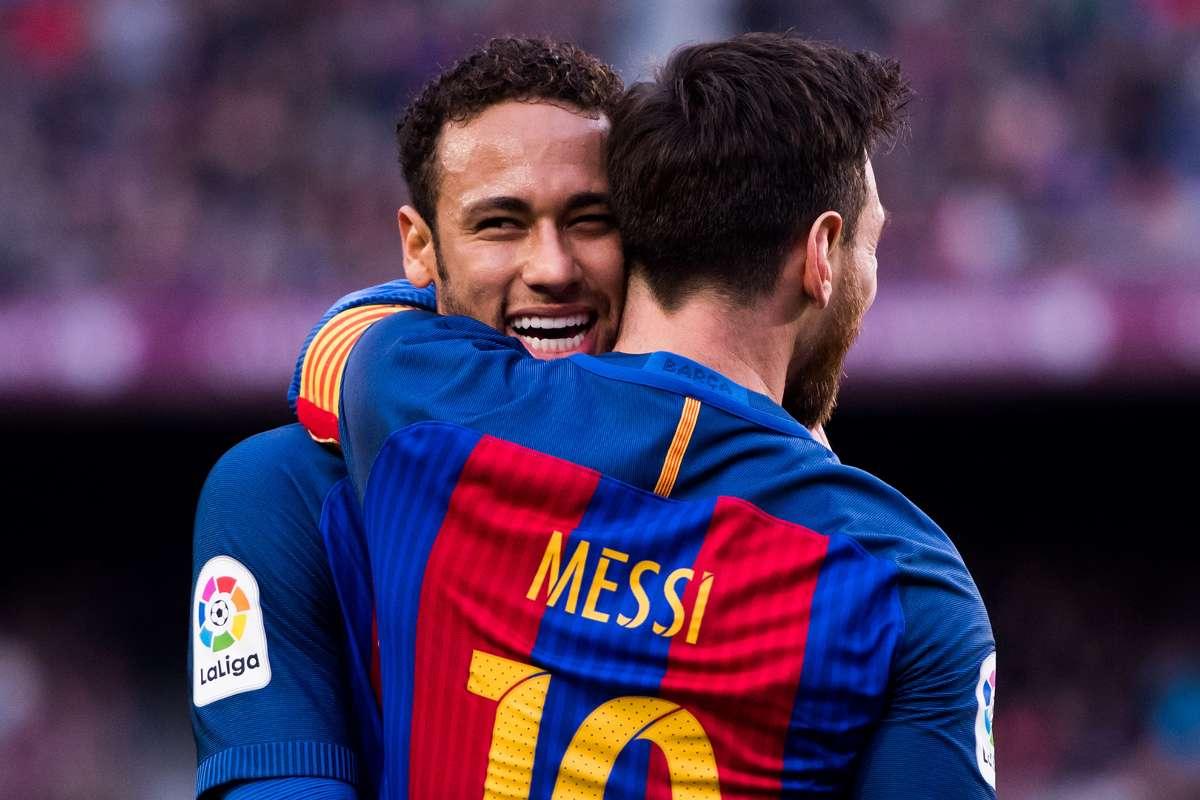 Messi không muốn đối đầu với Neymar - Bóng Đá