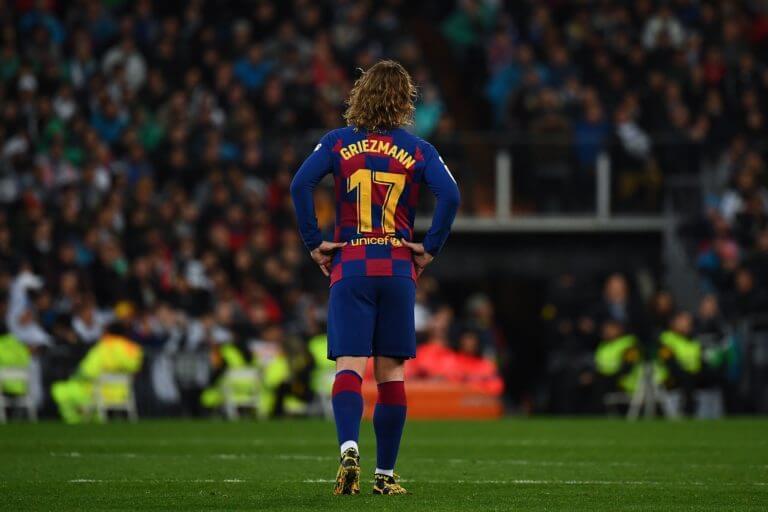 Barca vẫn tin tưởng Griezmann - Bóng Đá