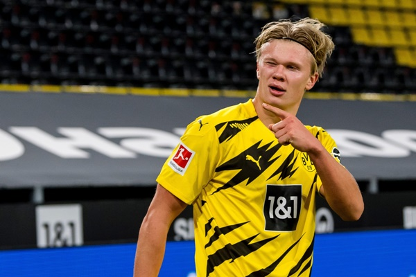 Erling Haaland không rời Dortmund  - Bóng Đá