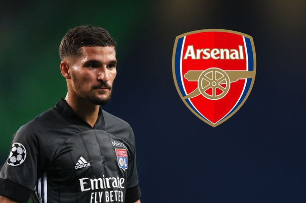 Houssem Aouar 'convinced' Arsenal to sign him but there is one big problem with the transfer - Bóng Đá