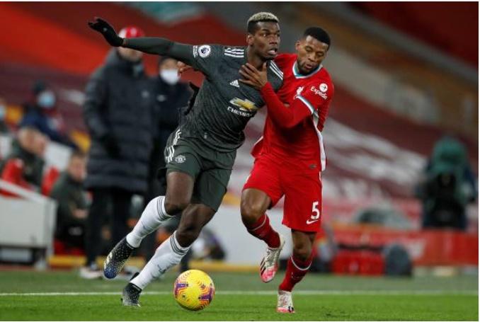 TRỰC TIẾP Liverpool 0-0 Man Utd: Chủ nhà dồn ép (H1) - Bóng Đá