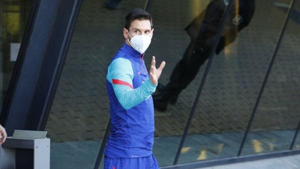 Koeman cập nhật chấn thương của Messi, Fati - Bóng Đá