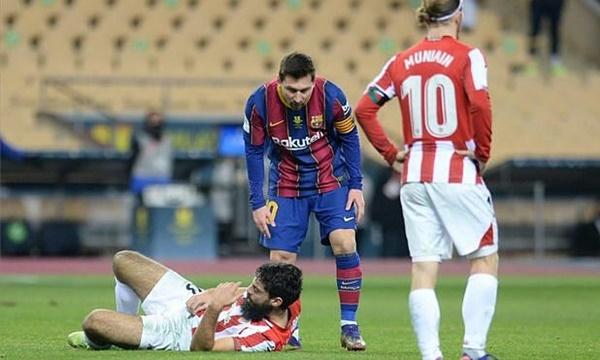Thẻ đỏ cho Messi lại .. hay - Bóng Đá