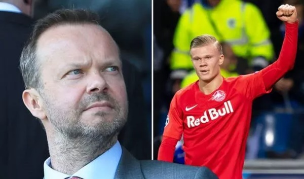 Man Utd boss Solskjaer has already tried twice to get Ed Woodward to sign Erling Haaland - Bóng Đá