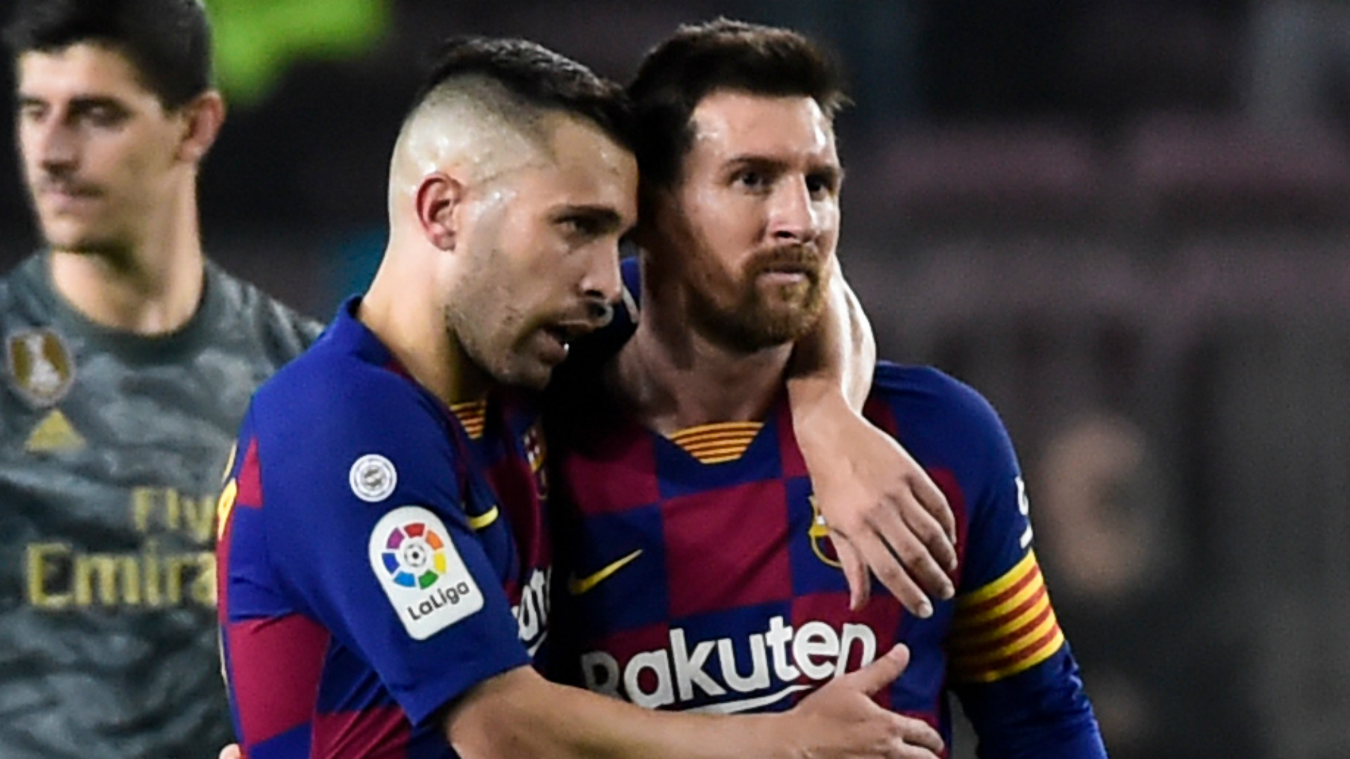 Alba: I know that I am one of the most hated players in football - Bóng Đá