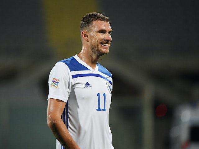 Manchester City 'turn down chance to re-sign Roma's Edin Dzeko' - Bóng Đá
