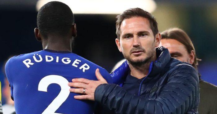 Chelsea's Antonio Rudiger denies contributing to Frank Lampard sacking - Bóng Đá