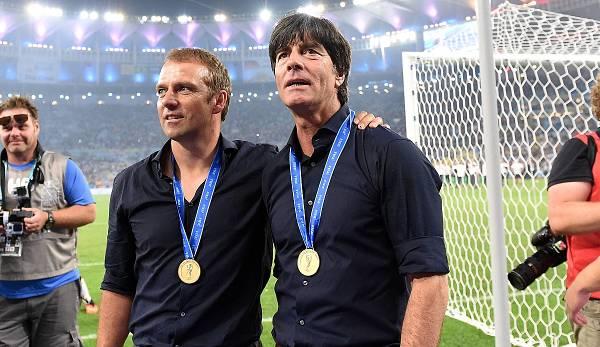 Report: Hansi Flick could be a candidate for Die Mannschaft's hot seat - Bóng Đá