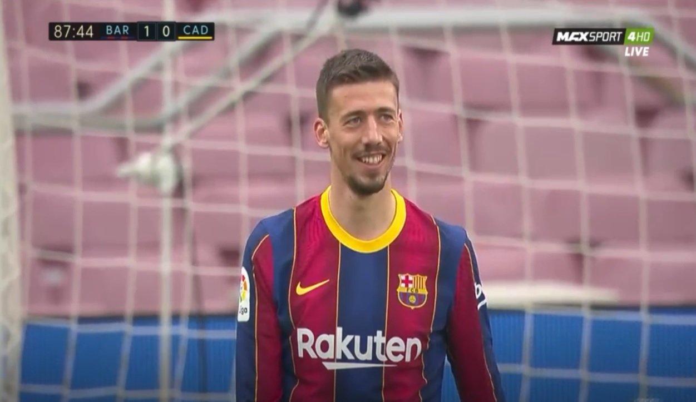 Fan Barca nổi điên với Lenglet - Bóng Đá