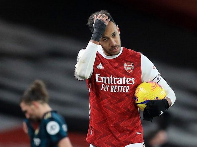 Jamie Redknapp: 'Arsenal's Pierre-Emerick Aubameyang is past his best' - Bóng Đá