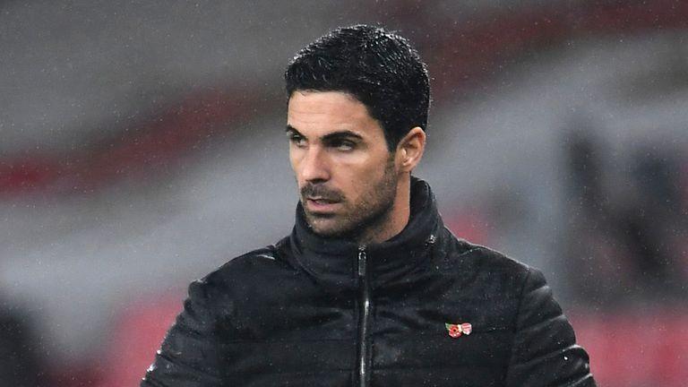 Mikel Arteta criticises Arsenal players for not following plan during Man City defeat - Bóng Đá