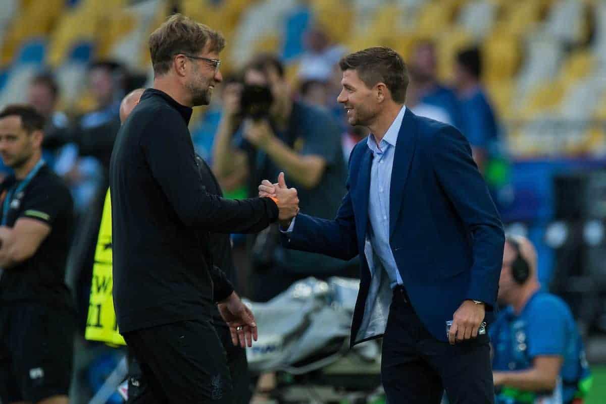 Gerrad ra điều kiện trở lại Liverpool - Bóng Đá