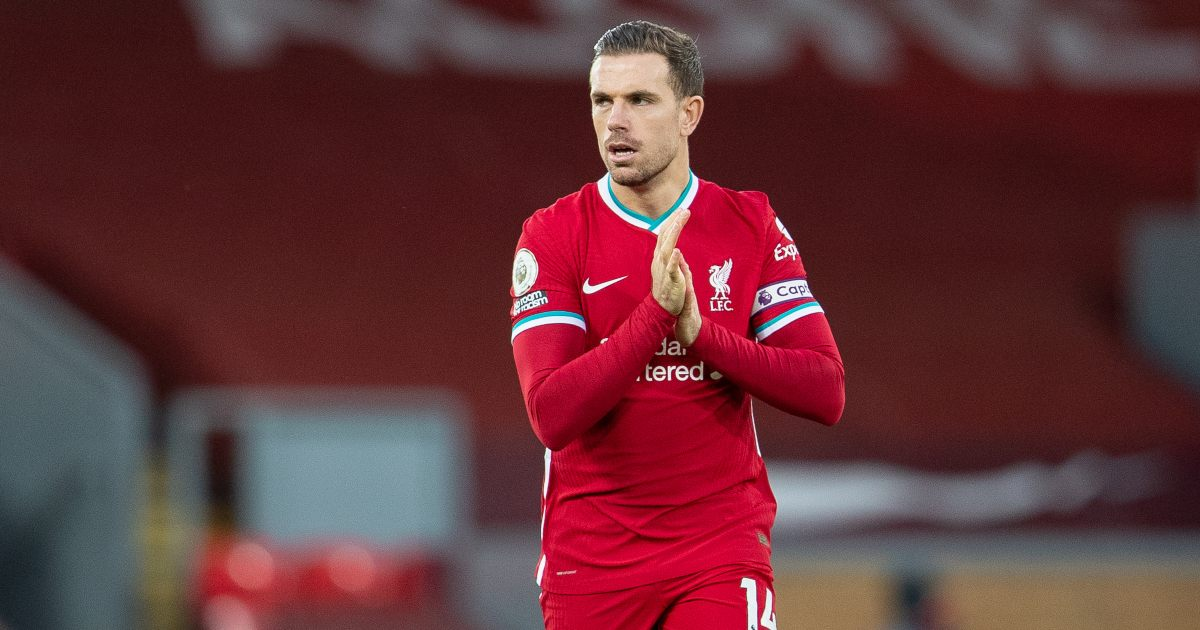 Jordan Henderson to miss 'up to eight weeks' after injured Liverpool captain has surgery - Bóng Đá