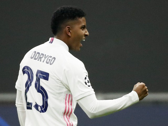 Liverpool 'keeping tabs on Real Madrid's Rodrygo Goes' - Bóng Đá