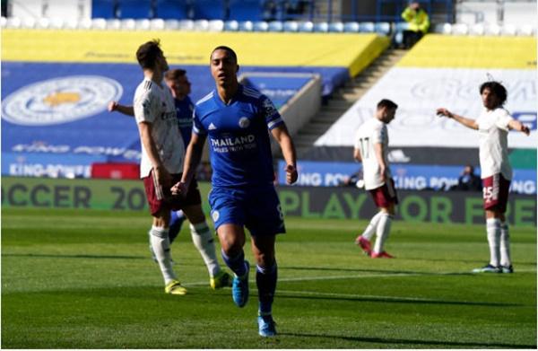TRỰC TIẾP Leicester City 1-0 Arsenal: Chủ nhà mở điểm (H1) - Bóng Đá