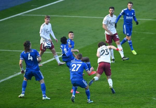 TRỰC TIẾP Leicester City 1-1 Arsenal: David Luiz lập công (H1) - Bóng Đá
