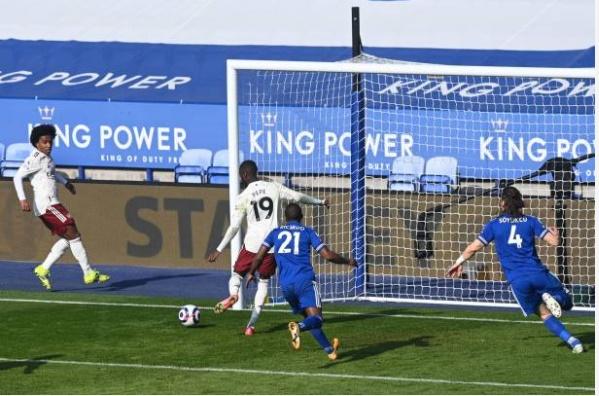 TRỰC TIẾP Leicester City 1-3 Arsenal: Nicolas Pepe lập công (H2) - Bóng Đá