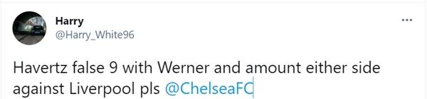 Fan Chelsea muốn Tuchel sử dụng Kai Havertz - Bóng Đá
