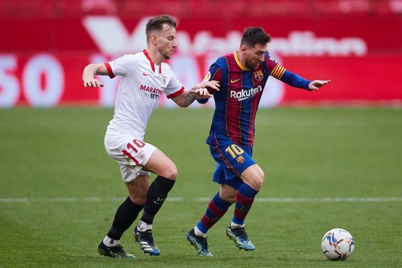 """Lionel Messi snipes Sevilla sporting director: """"Today you're going home nervous"""" - Bóng Đá"""