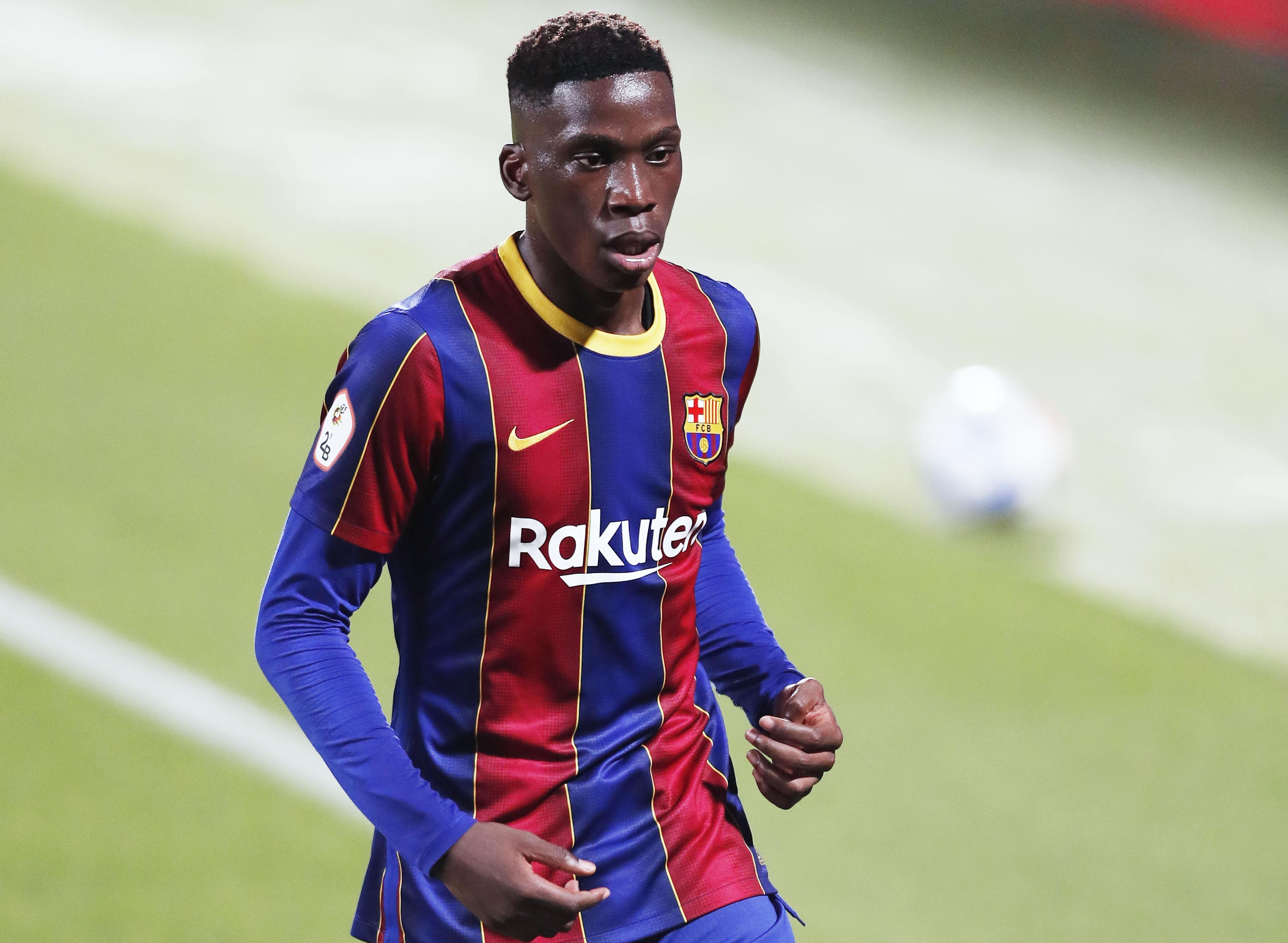 Ilaix Moriba từ chối rời Barca - Bóng Đá