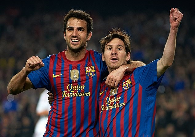 Lionel Messi and Cesc Fabregas' wives have 'convinced' the pair to play in America together as former Barcelona team-mates could be reunited in MLS - Bóng Đá