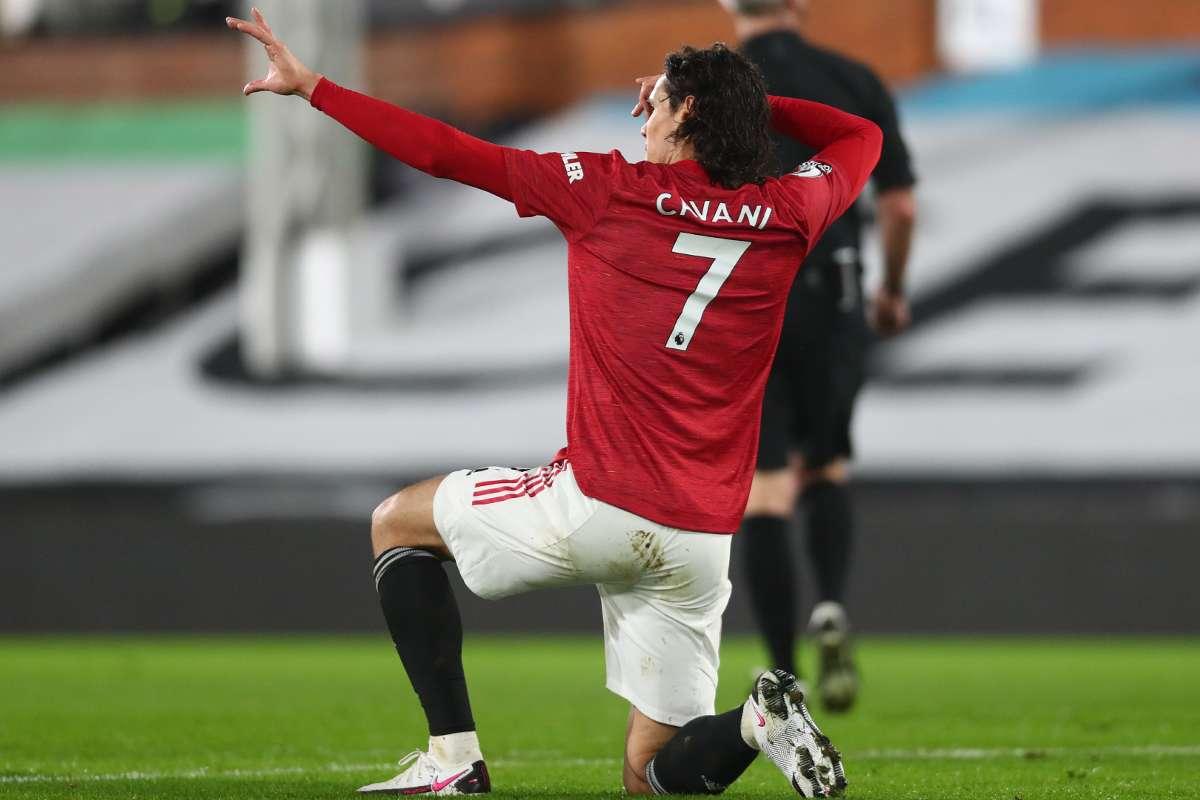 Man Utd transfer shortlist taking shape as top two Edinson Cavani replacements identified - Bóng Đá