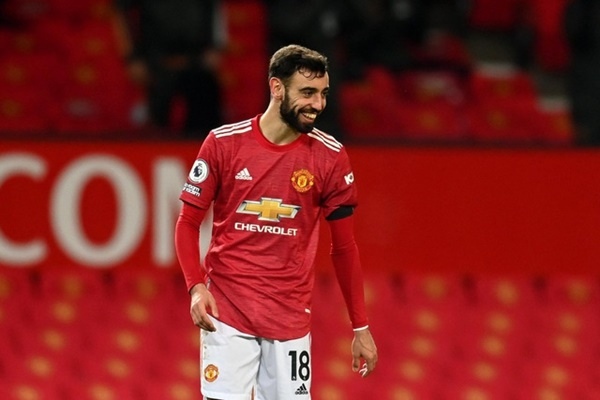Bruno Fernandes was United's most creative player in win over West Ham - Bóng Đá