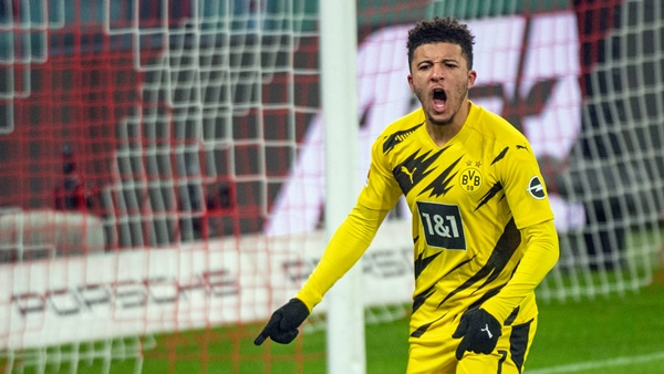 Paul Pogba may have inadvertently ended Man Utd's Jadon Sancho transfer pursuit - Bóng Đá
