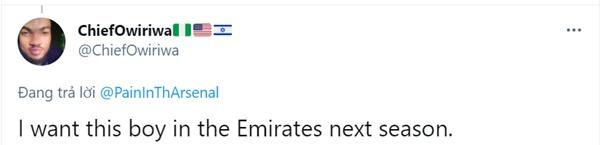 CĐV Arsenal muốn đưa Konstantinos Mavropanos trở lại - Bóng Đá