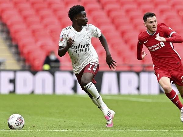 Arsenal transfer chief Edu could sell Bukayo Saka to fund Martin Odegaard pursuit - Bóng Đá