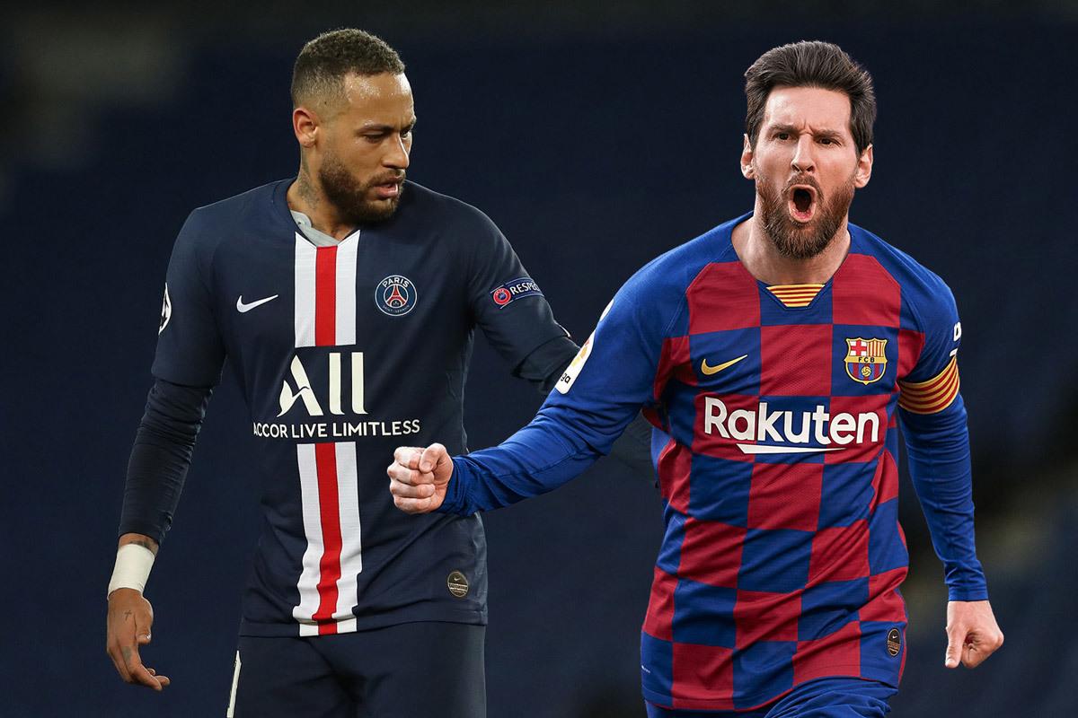 Neymar từ chối gia hạn với PSG - Bóng Đá