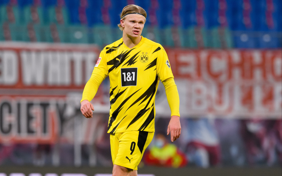 Erling Haaland's transfer decision 'not about money' - and Lionel Messi is key factor - Bóng Đá