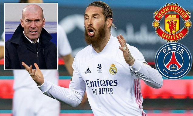 Real Madrid reportedly believe Sergio Ramos has chosen a new club - Bóng Đá