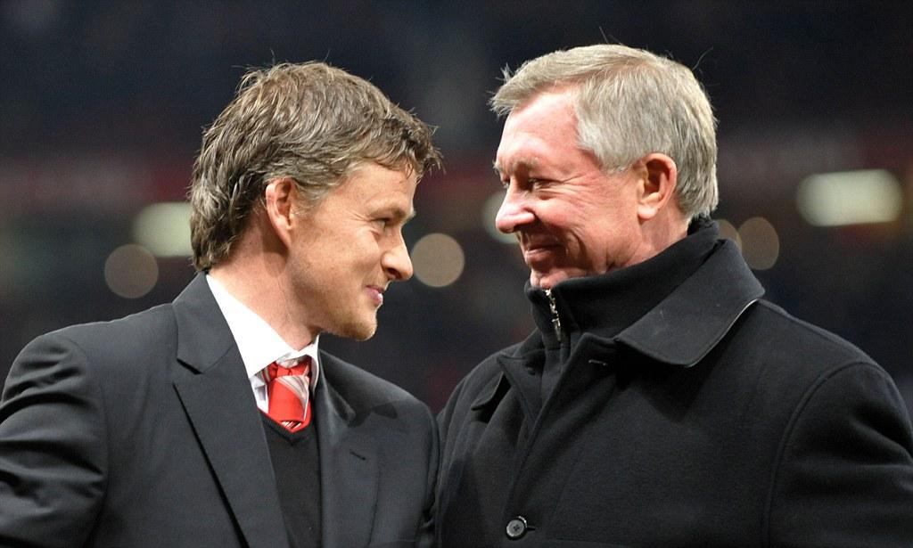 Sir Alex Ferguson shocked Ole Gunnar Solskjaer after Manchester United Roma tie - Bóng Đá