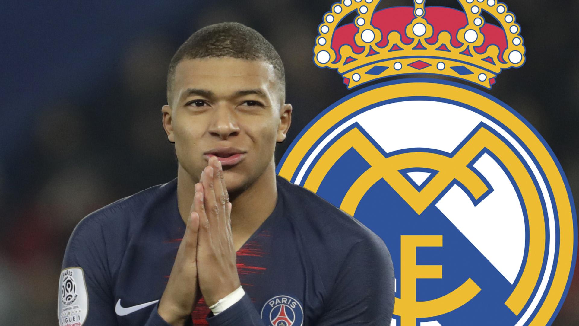 Real Madrid transfer chiefs make firm Kylian Mbappe to PSG swap deal decision - Bóng Đá