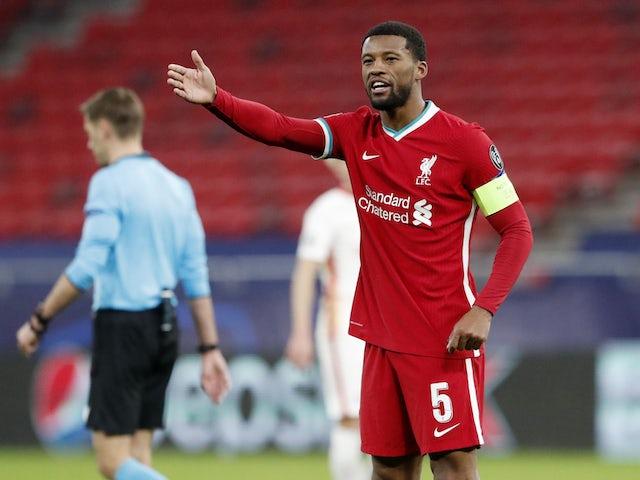 Liverpool 'refusing to meet Georginio Wijnaldum contract demands' - Bóng Đá