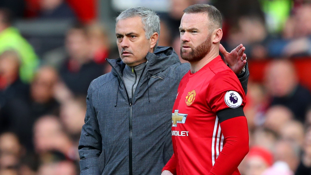 Man Utd legend Wayne Rooney has already agreed with Paul Pogba about Jose Mourinho - Bóng Đá